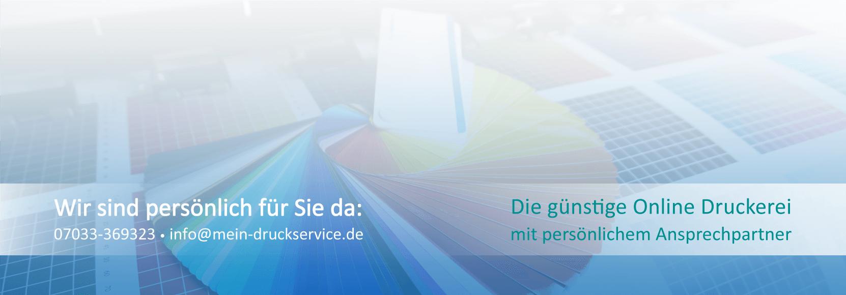 Mein Druckservice De Ihre Online Druckerei In Leonberg